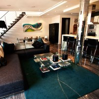 House Lopez Living Room Construction, Renovation and Interior Design
