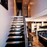 House Lopez stairs Construction, Renovation and Interior Design