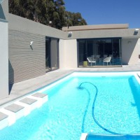 Residential Property Development - swimming pool area